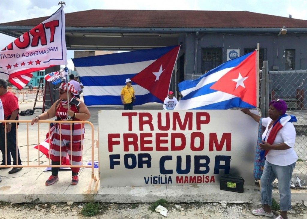 Trump Cuba Travel Changes