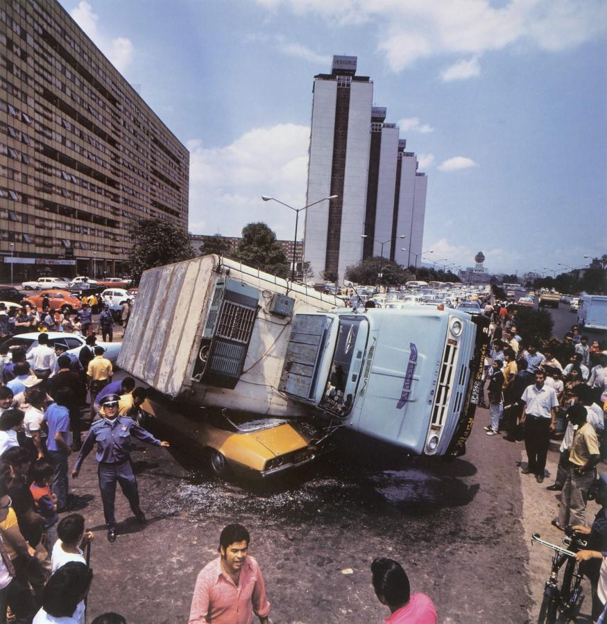 Enrique Metinides Death In Mexico City American Suburb X