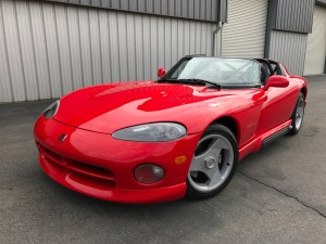 used Dodge Viper for sale