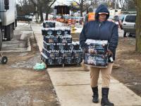 Emergency measures during the Flint water crisis (dreamstime)