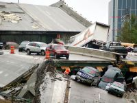 This Minneapolis birdge collapsed in 2007, highlighting the nation's infrastructure disaster.