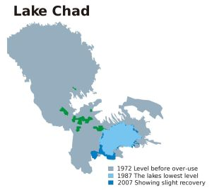 Save Lake Chad with Transaqua: Nkrumah and FDR Would Concur
