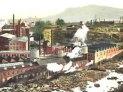 The industrial complex Alexander Hamilton began in Paterson, NJ in 1791.