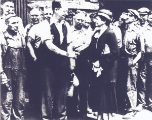 Frances Perkins: A Role Model for Our time