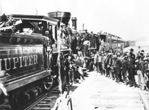 A Railroad to Bind the Nation