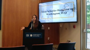 Presenting the Enduring Contributions of Eliza Hamilton