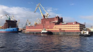 New Era of Floating Nuclear Plants Begins