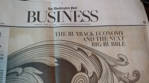 """WaPo Warns of """"Mother of All Credit Bubbles:"""" Who's Listening?"""