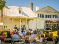The Marshall event at the family's second home. Photo courtesy of Mike Chirieleison, MDC Photography.