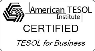 American TESOL for Business Online Certification Program
