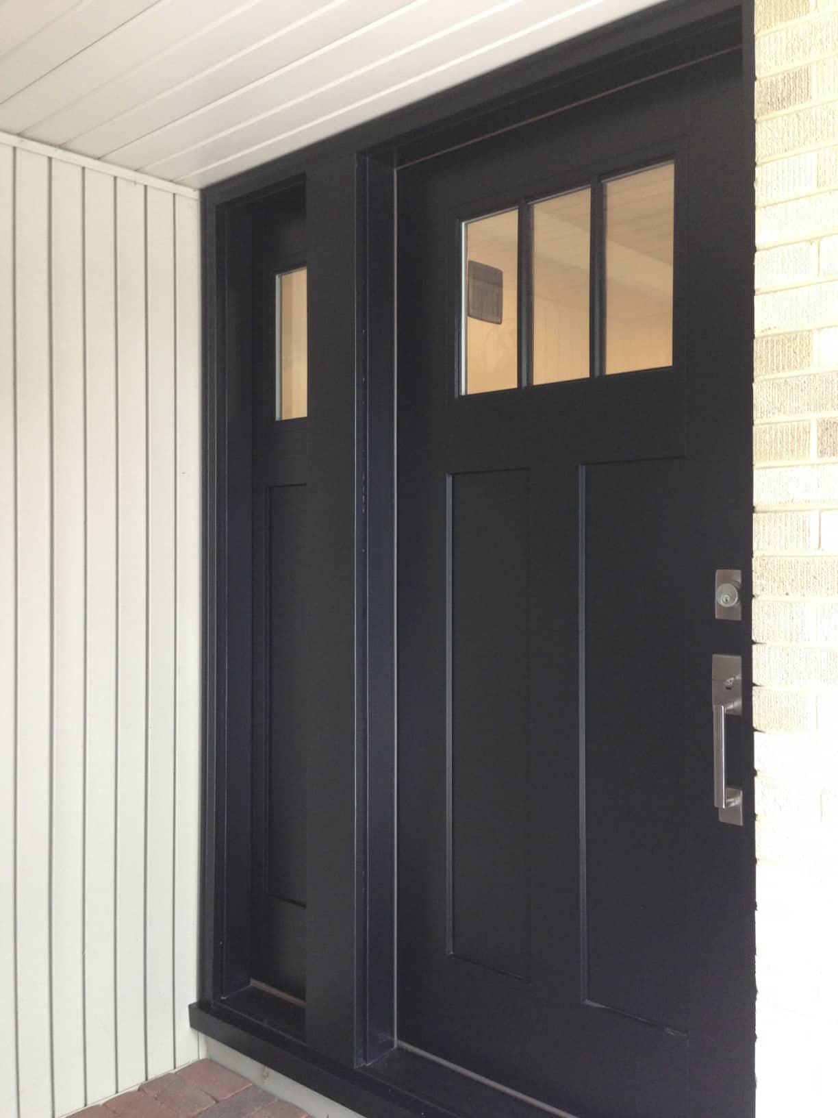 Replacement Fiberglass Entry Doors