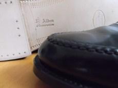 alden restoration new soles