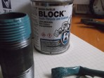 Oatey Block Thread Gasket Sealant
