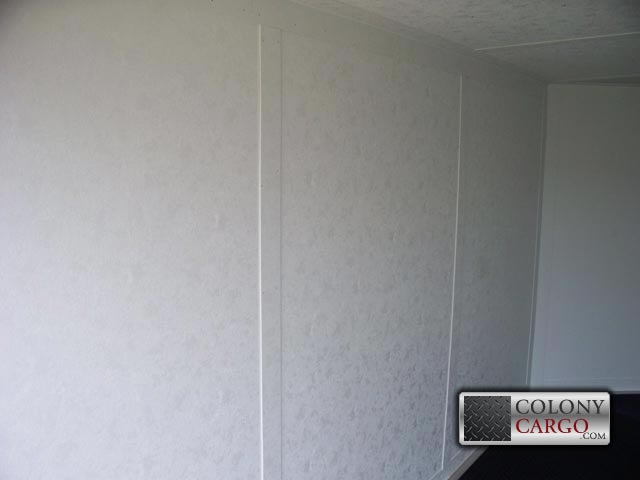 Wall Options  Vinyl Walls And Ceiling  American Trailer