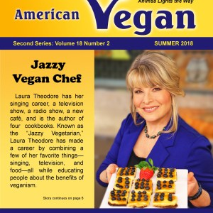 American Vegan Summer 2019 Cover Photo