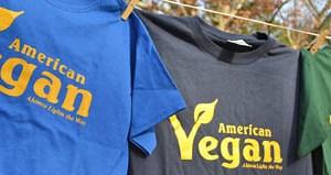 American Vegan Shirts