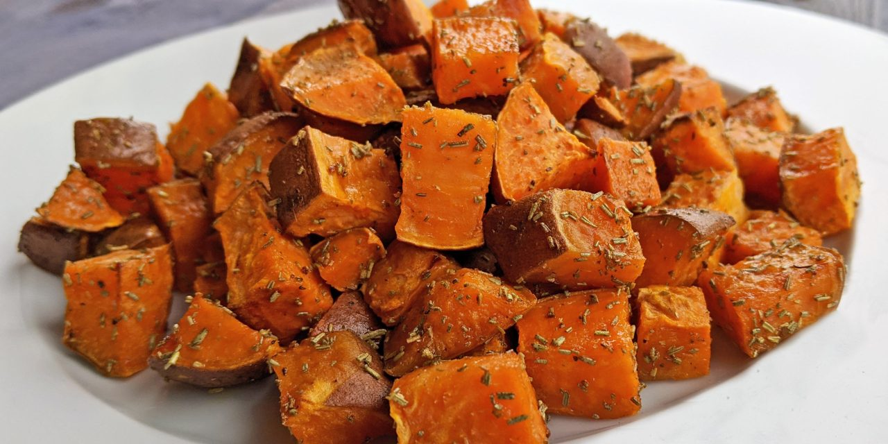 Rosemary Sweet Potatoes Recipe