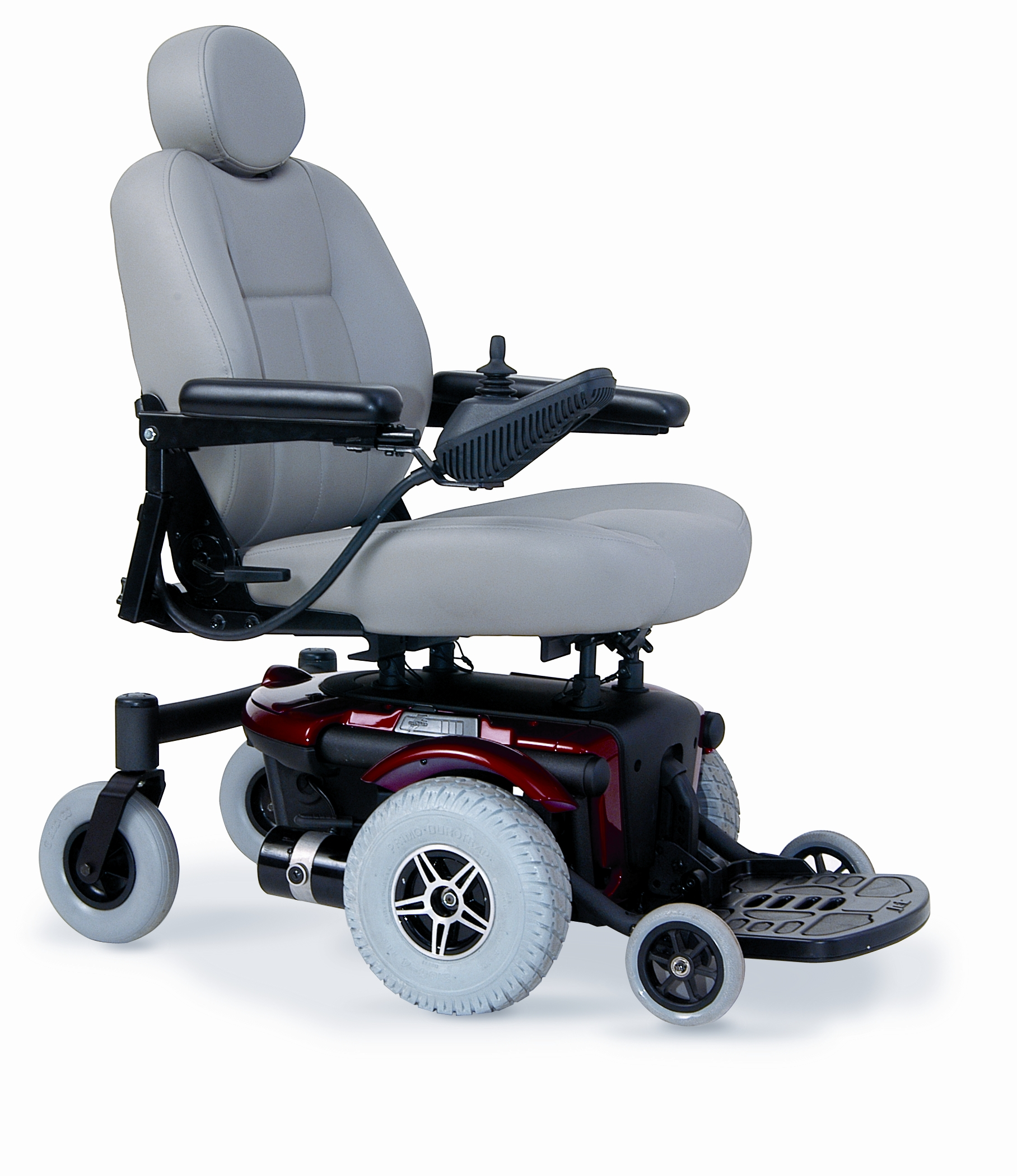 Motor Chair Pride Jazzy Jet 3 Ultra Electric Wheelchair