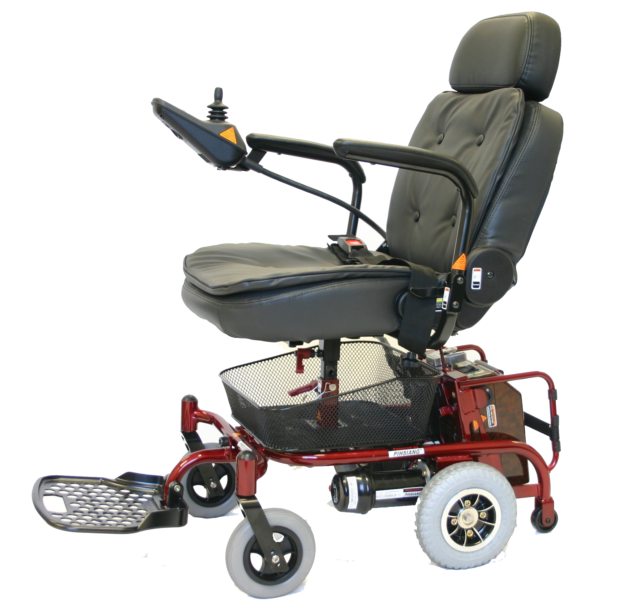 Electric Wheel Chairs Shoprider Xtralite Jiffy Electric Wheelchair