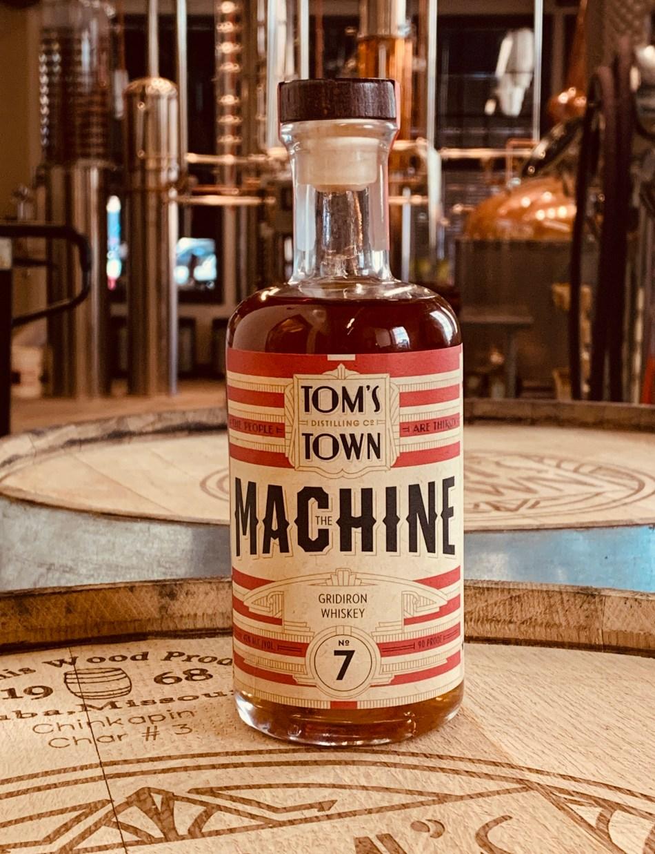 machine no 7
