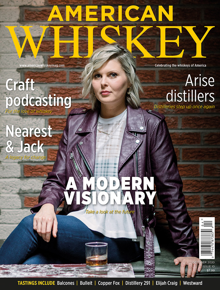 American Whiskey – Issue 10 cover
