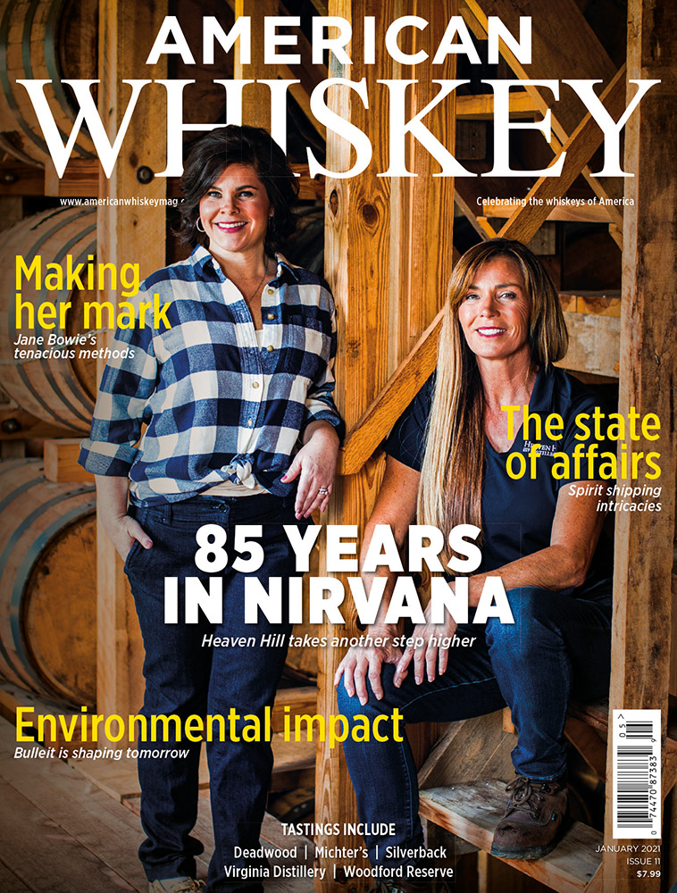 American Whiskey – Issue 11 cover