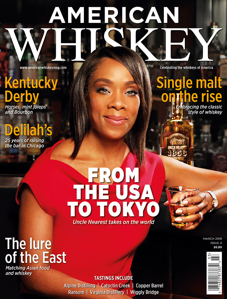 American Whiskey – Issue 4 cover