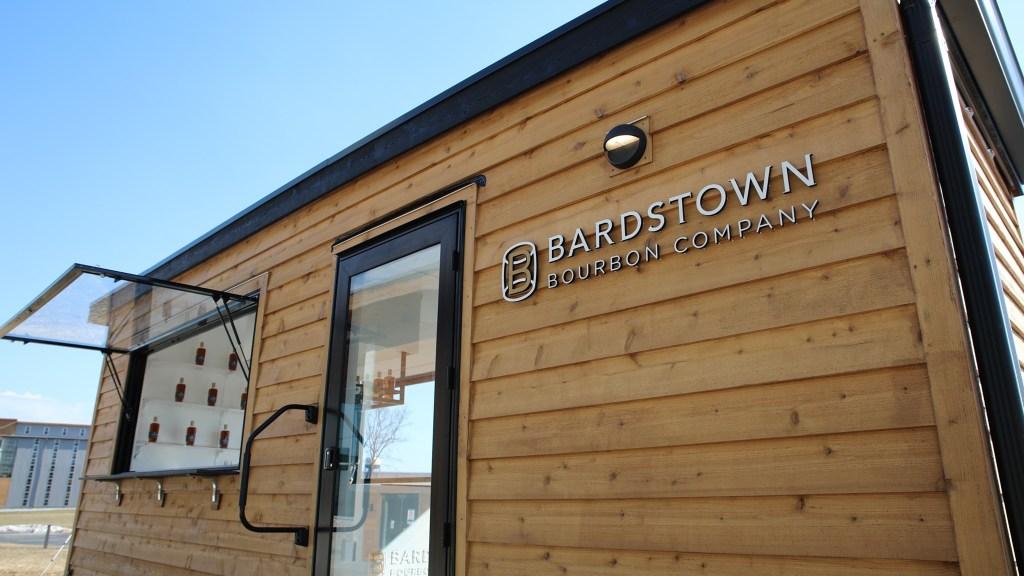 Bardstown Bourbon Company's mobile tasting
