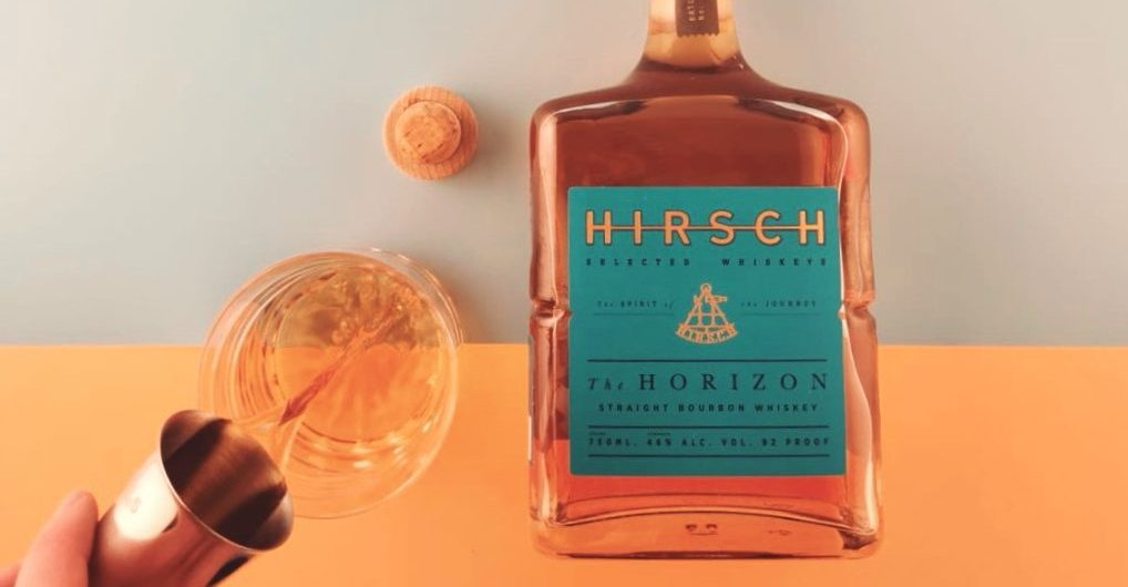 Hirsch whiskey tasting
