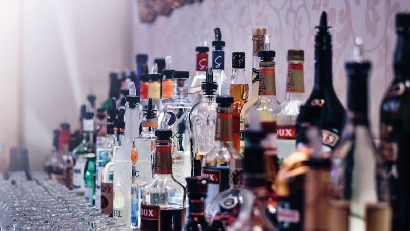 Back bar selection