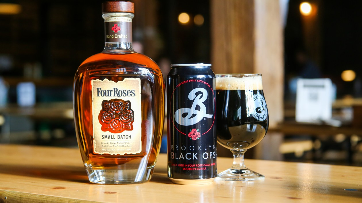 Four Roses Brooklyn Black Ops