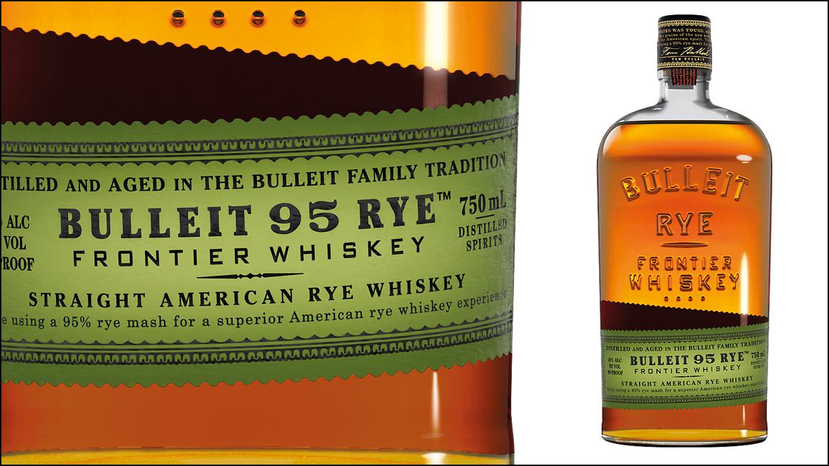 Bulleit Rye Whiskey Tasting