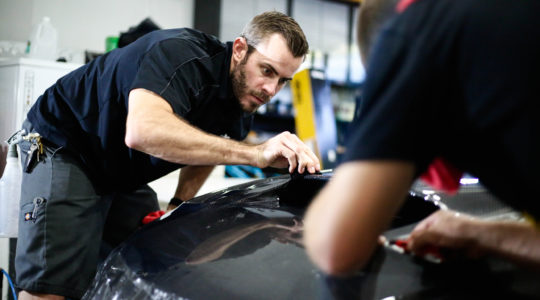 World's Best Paint Protection Installer Tyler O'Hara