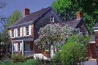 Walt Whitman Birthplace exterior