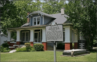 Alex Haley Museum and Interpretive Center