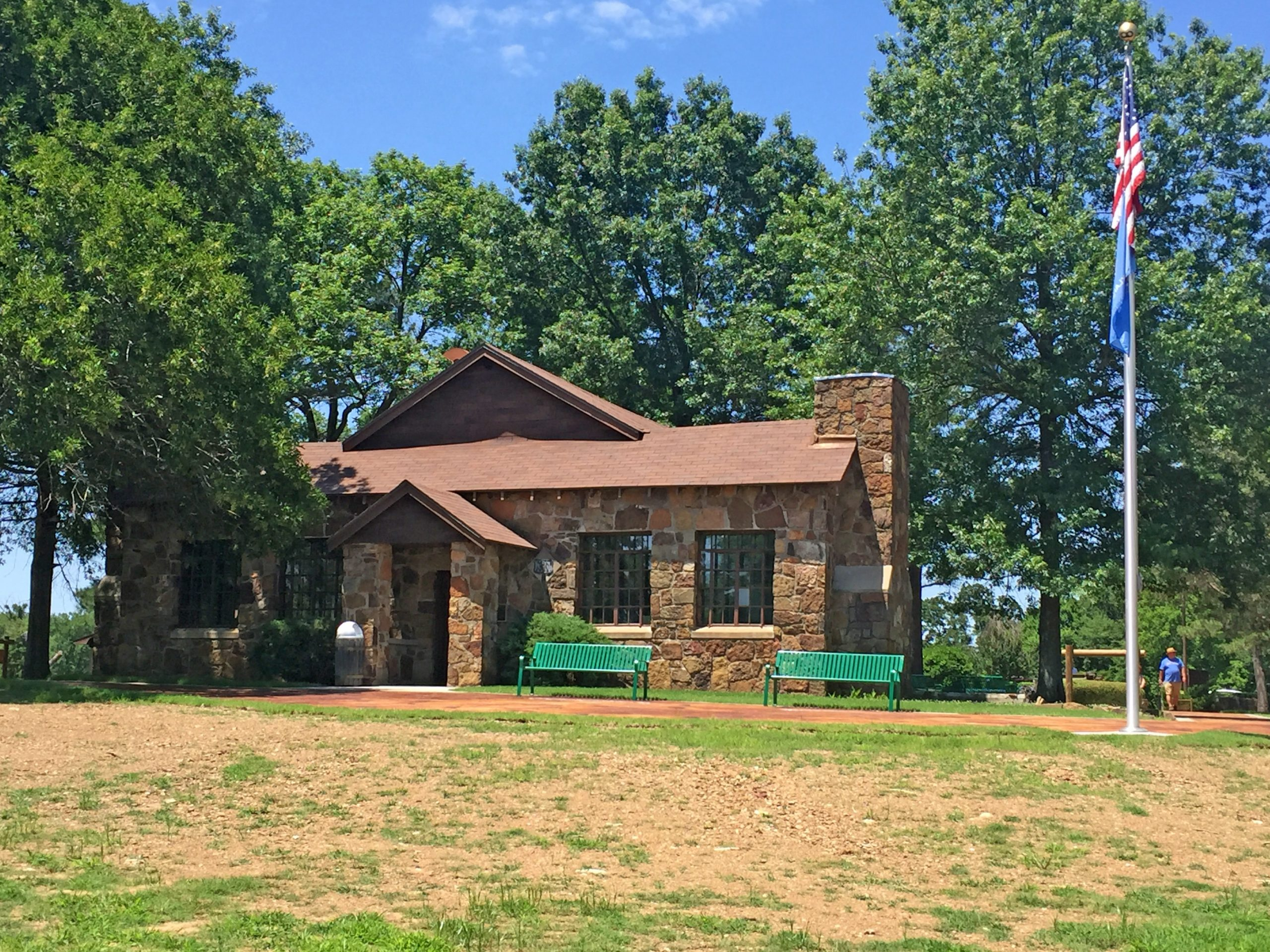 Cherokee Nation, Sequoyah's Cabin Museum
