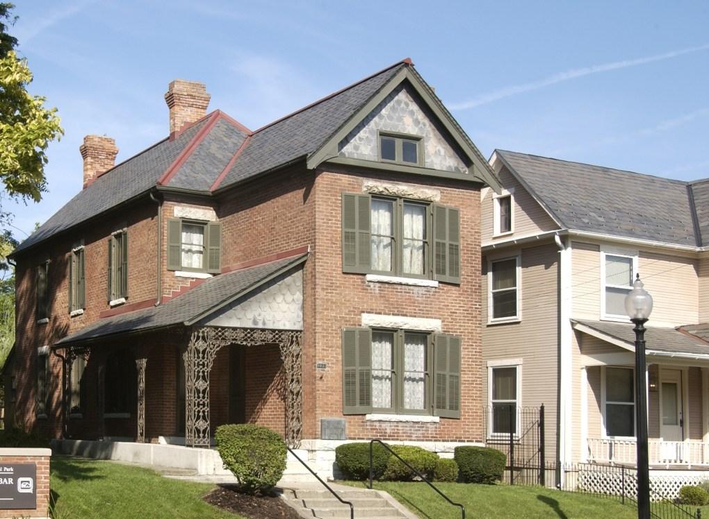 Paul Laurence Dunbar House