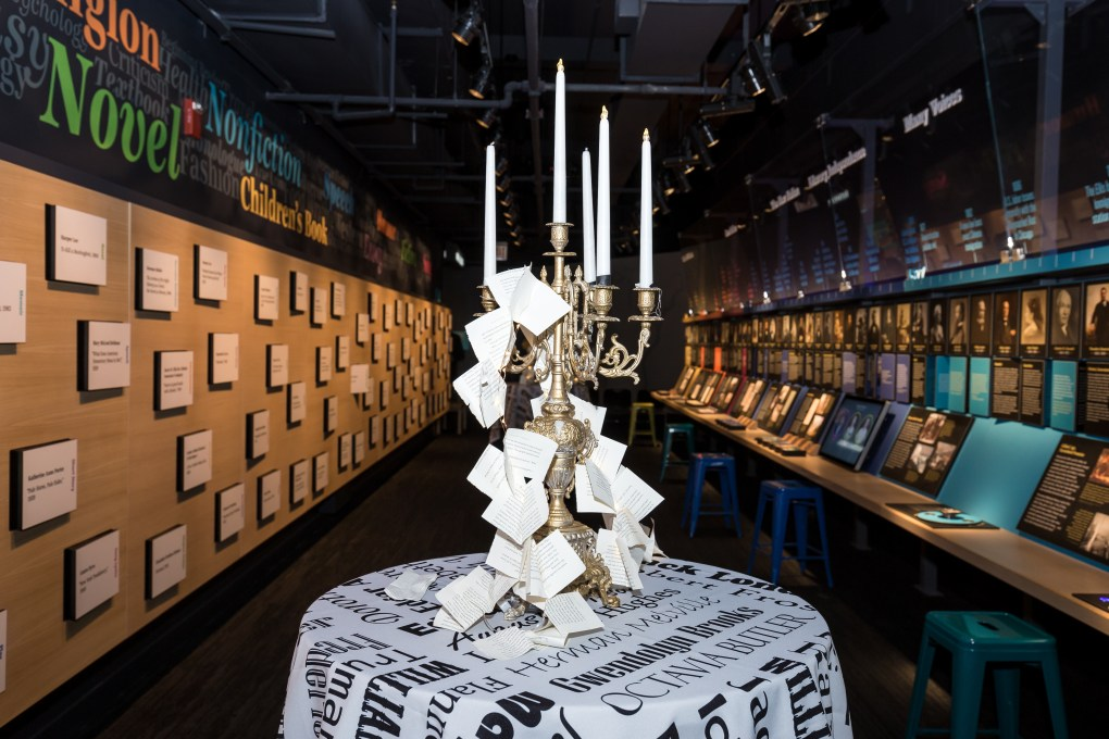 American Writers Museum Rentals & Event Spaces offer opportunities for cocktail parties, wedding receptions, fundraisers, and more!