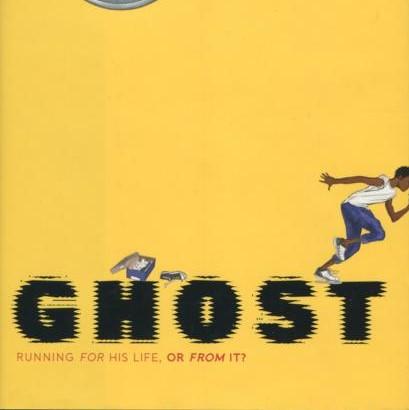 Ghost by Jason Reynolds