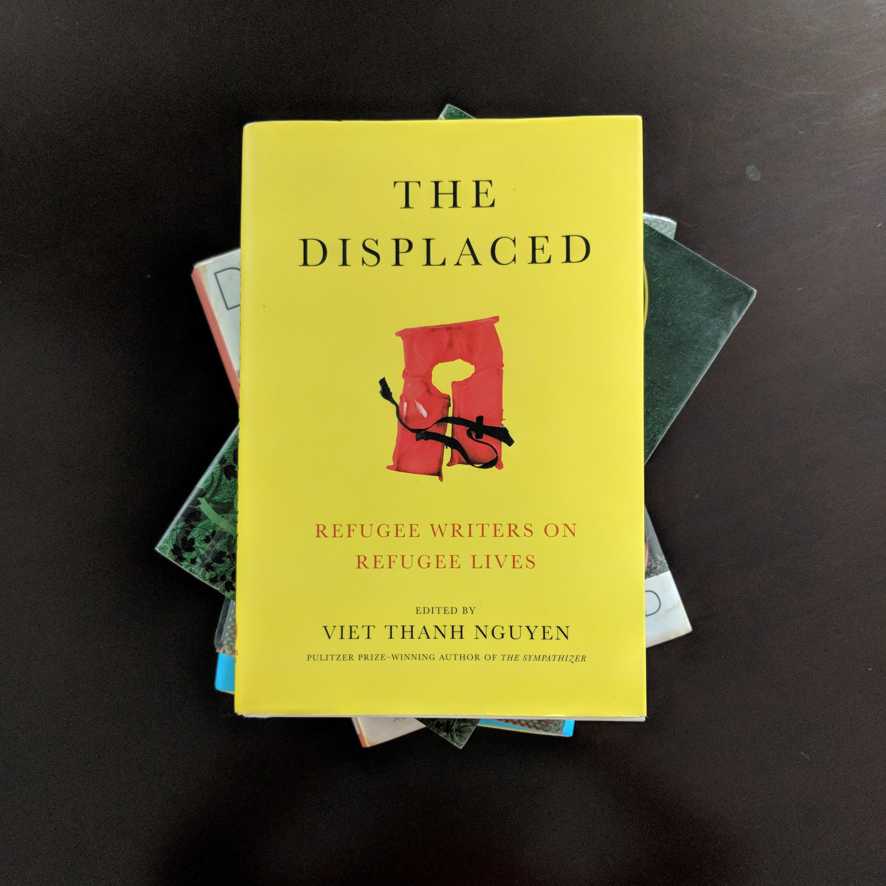 The Displaced edited by Viet Thanh Nguyen
