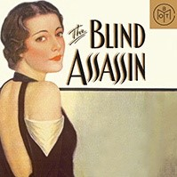 The Blind Assassin by Margaret Atwood cover image. Roll over for description