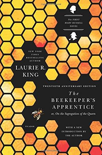 The Beekeeper's Apprentice by Laurie R. King