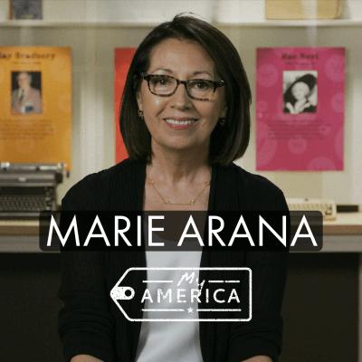 My America: Marie Arana
