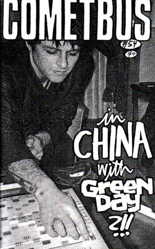 In China With Green Day by Aaron Cometbus
