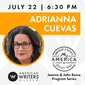 Adrianna Cuevas presents her debut novel The Total Eclipse of Nestor Lopez