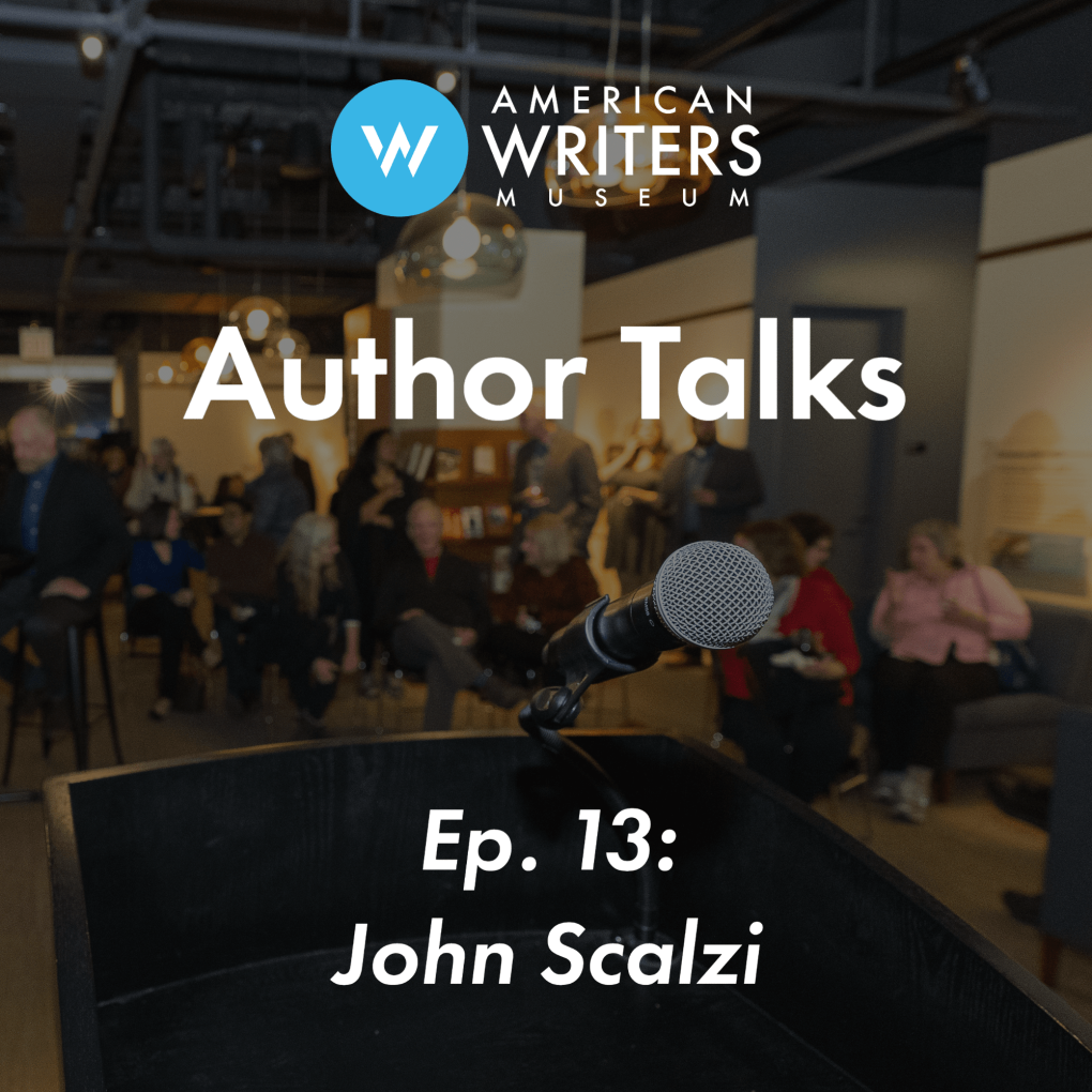 Ep 13: John Scalzi | AWM Author Talks