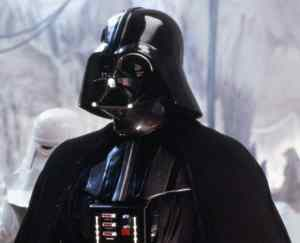 Photo of Darth Vader