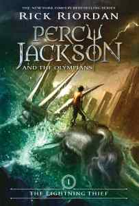 Percy Jackson & the Olympians: The Lightning Thief by Rick Riordan