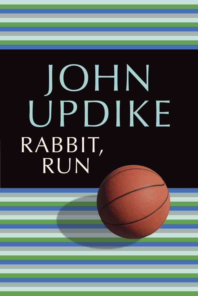 Rabbit, Run by John Updike book cover