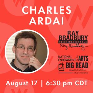 Photo of Charles Ardai
